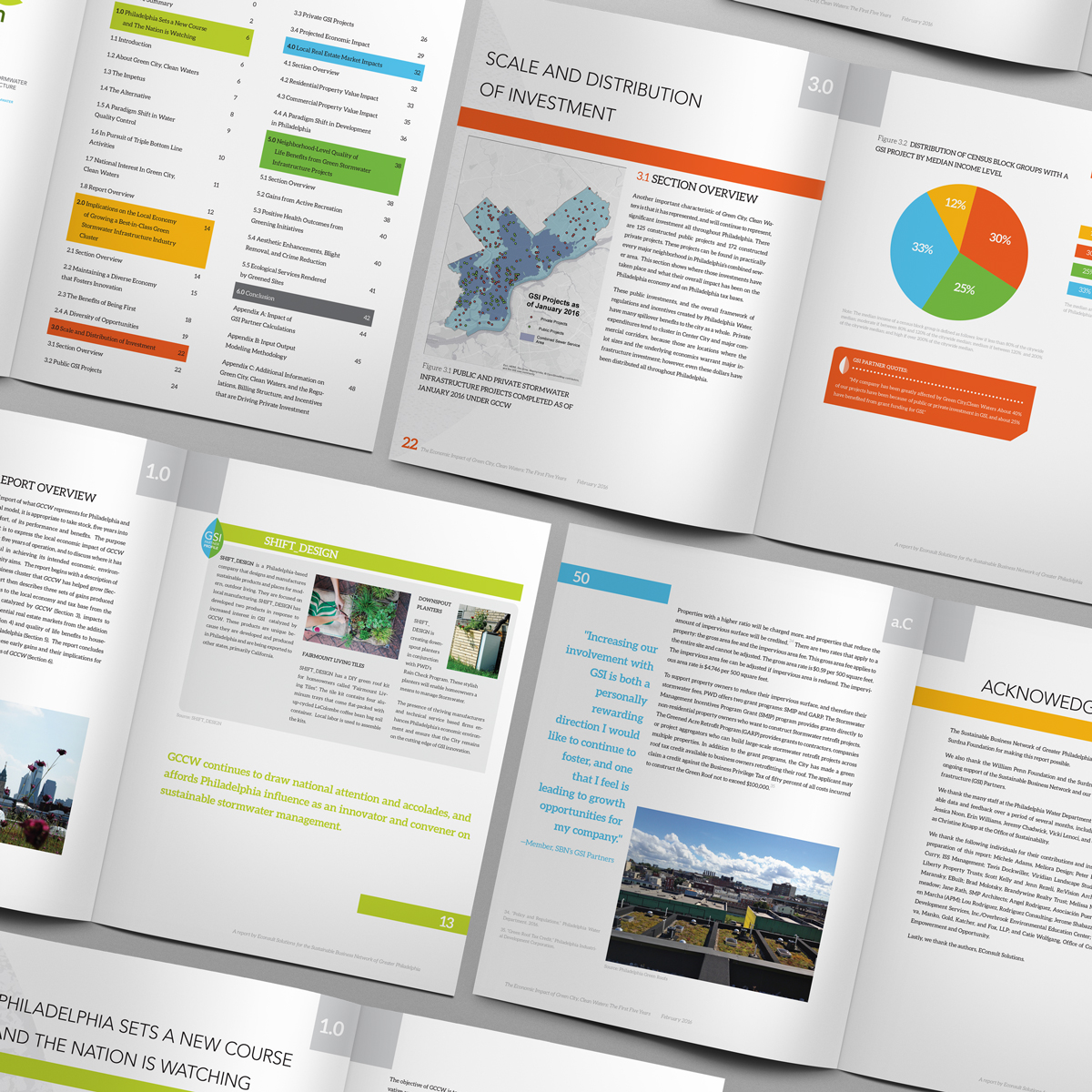 more of the 2015 Report for the Sustainable Business Network