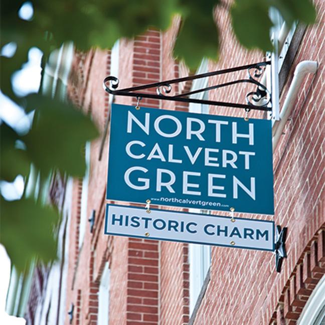 North Calvert Green